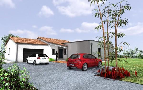 Maison traditionnelle 2